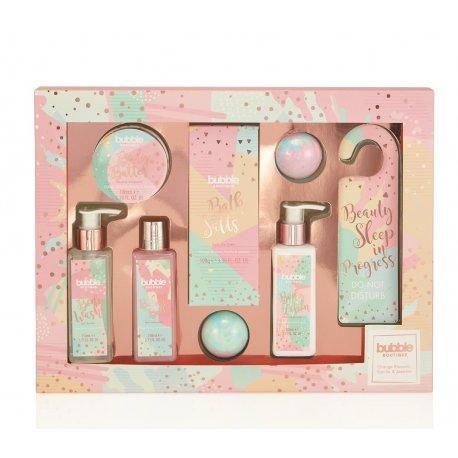 S&G Bubble Boutique Ultimate Pamper Gift Set - zestaw kosmetyków do ciała