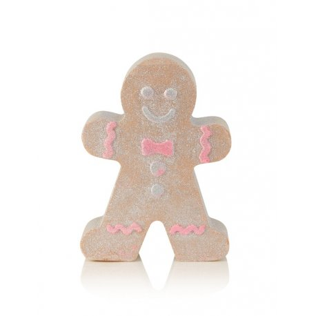 S&G Tilly Gingerbread Man Fizzer - kula do kąpieli 150 g