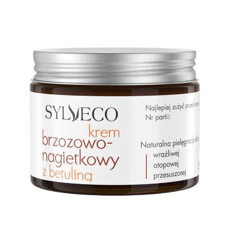 Sylveco krem brzozowo- nagietkowy z betuliną 50ml