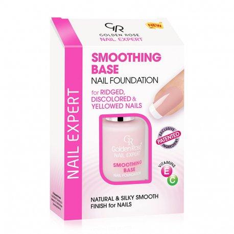 Golden Rose - Nail Expert Smoothing Base Foundation - odżywka wygładzająca do paznokci 11ml