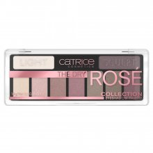 Catrice - The Dry Rose Collection - paleta 9 cieni do powiek 010