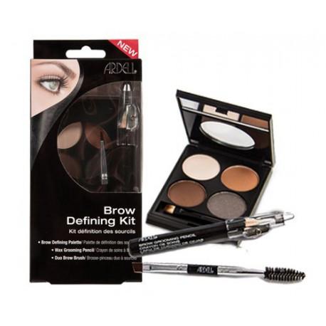 Ardell-Brow-Defining-Kit-zestaw-do-stylizacji-brwi-cienie-pędzelek-kredka-woskowa