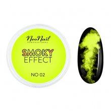 Neonail Smoky Effect - 02 - pyłek do paznokci - efekt dymu 2 g