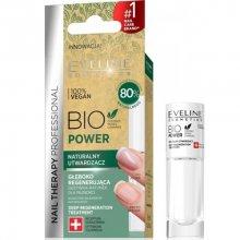 Eveline Bio Power Naturalny utwardzacz odżywka głęboko regenerująca do paznokci 8ml