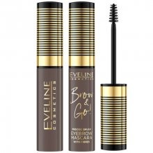 Eveline Brow&Go - 01 Light - Tusz do brwi 6ml