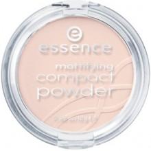 Essence Mattyfying Compact Powder matujący puder 10 Light Beige