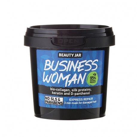 Beauty Jar Beauty Business Woman - 3-minutowa maska do włosów zniszczonych 150g