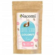 Nacomi suchy peeling kawowy Kokos 200 g