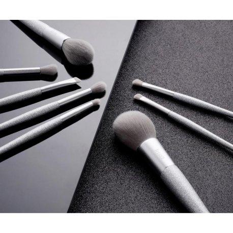 Jessup T265 Shining Party (Silver) Brush Set - zestaw pędzli do makijażu 8 szt.