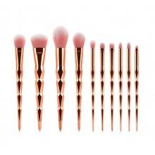 Unicorn-Rose-Gold-Brush-Set-Zestaw-pędzlie-do-makijażu-drogeria-internetowa-puderek.com.pl