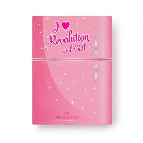 Makeup Revolution Revolution & Chill Gift Set - Zestaw świąteczny