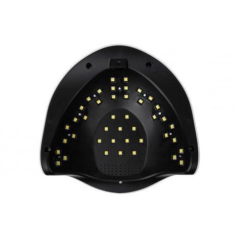 Zestaw startowy do hybryd - zawiera: 2x lakier hybrydowy Neonail +base/top 2w1 Neonail +LAMPA LED UV 80W +akcesoria