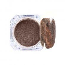 Cat Eye Mirror Powder 10 - magnetyczny pyłek do paznokci + aplikator 1 g