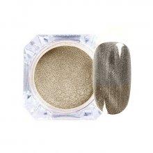 Cat Eye Mirror Powder 11 - magnetyczny pyłek do paznokci + aplikator 1 g