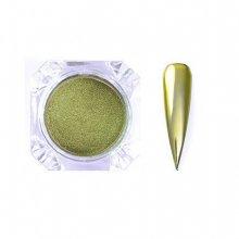 Chameleon Mirror (Aurora) Powder 01 - pyłek do zdobień + aplikator 1 g