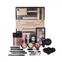 Makeup Revolution Advent Calendar - Kalendarz adwentowy 2020 - Zestaw świąteczny