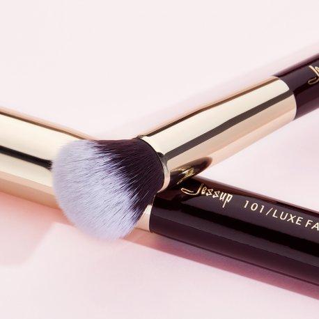 Jessup T280 Zinfandel MUA Brush Set - Zestaw pędzli do makijażu 25 szt.