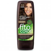Fitokosmetik Naturalny Balsam Koloryzujący do włosów 3,3 Gorzka Czekolada