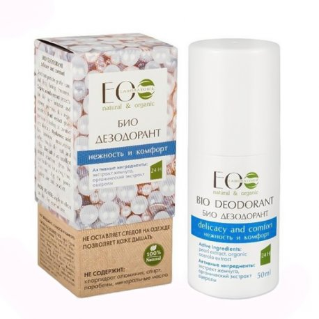 Ecolab Bio-dezodorant łagodność i komfort 50ml