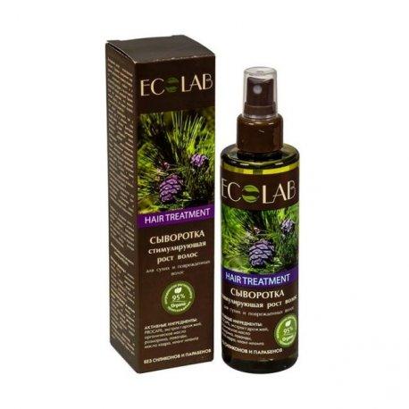 Ecolab Serum do Włosów Suchych i Uszkodzonych Stymulujące Wzrost 200ml