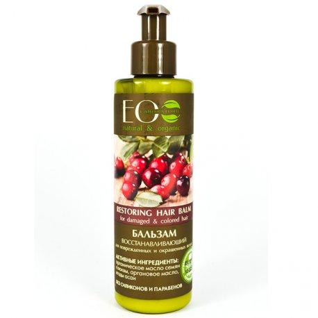 Ecolab Balsam Regenerujący do Włosów Uszkodzonych i Farbowanych