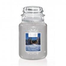 Yankee Candle Candlelit Cabin słoik duży świeca zapachowa