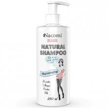 Nacomi Szampon do włosów Odżywczo- Regenerujący 250ml