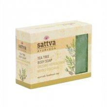Sattva Tea Tree Body Soap Mydło do Ciała Drzewo Herbaciane