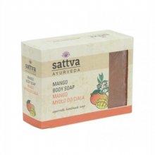 Sattva Mango Body Soap Mydło do Ciała Mango