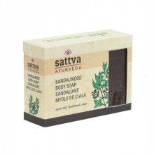 Sattva Sandalwood Body Soap Mydło do Ciała Sandałowe