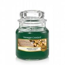 Yankee Candle Singing Carols słoik mały świeca zapachowa
