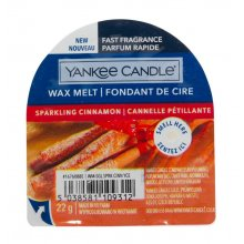 Yankee Candle Sparkling Cinnamon wosk zapachowy