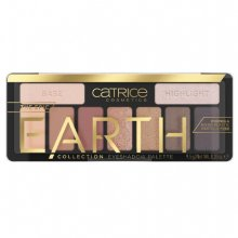 Catrice The Epic Earth Collection paleta 9 cieni do powiek 010 Inspired By Nature