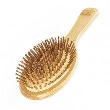 Body Rituals duża, bambusowa szczotka do włosów 23 cm