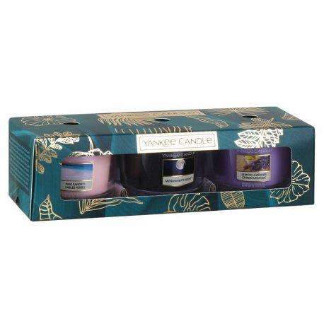 Yankee Candle The Last Paradise - zestaw 3 mini świec
