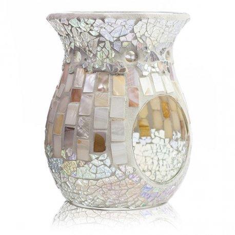Kominek do wosków - Shell Light Mosaic - mozaika