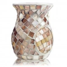 Kominek do wosków - Shell Mosaic - mozaika