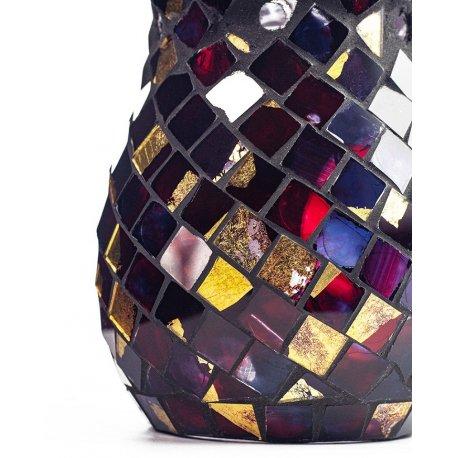 Kominek do wosków - Mystic Dark Mosaic - mozaika