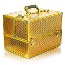 GlamRush-złoty-kuferek-na-kosmetyki-hybrydy-Gold-L-drogeria-internetowa-puderek.com.pl