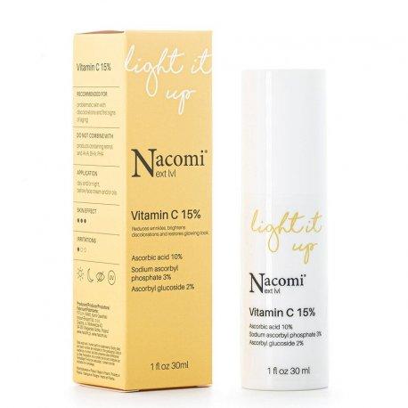 Nacomi Next Level Serum z witaminą C 15% 30 ml