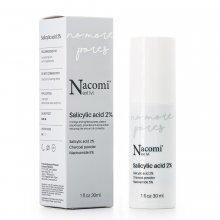 Nacomi Next Level Serum na noc z kwasem salicylowym 2% 30 ml