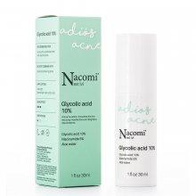 Nacomi Next Level Serum Glycolic Acid 10% z kwasem glikolowym 30 ml