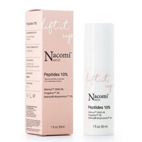 Nacomi Next Level Serum Peptides 10% peptydowe 30 ml