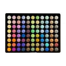 BH Cosmetics Cool Shimmer Eyeshadow Palette paleta 88 perłowych cieni