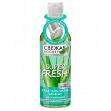 Fitokosmetik Fresh Cosmetics Żel-Peeling Aloesowy Odmładzający pod prysznic 245 ml