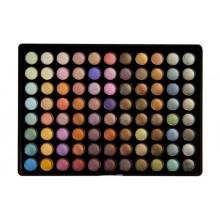 BH Cosmetics Tropical Shimmer Eyeshadow Palette paleta 88 perłowych cieni