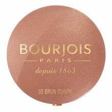Bourjois Blush Pastel 03 Brun Cuivre wypiekany róż