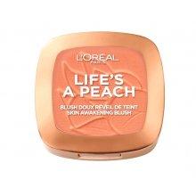 Loreal Life's a Peach - 01 Peach Addict