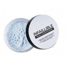 Loreal Infallible Magic Loose Powder - transparentny puder