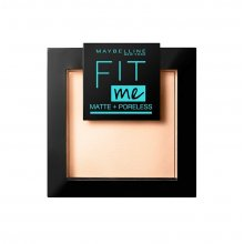Maybelline Fit Me Puder Matujący 120 Classic Ivory